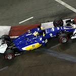 Marcus Ericsson, Sauber C43 Ferrari
