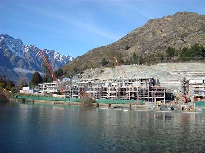 The new mulitmillion dollar hotels being built