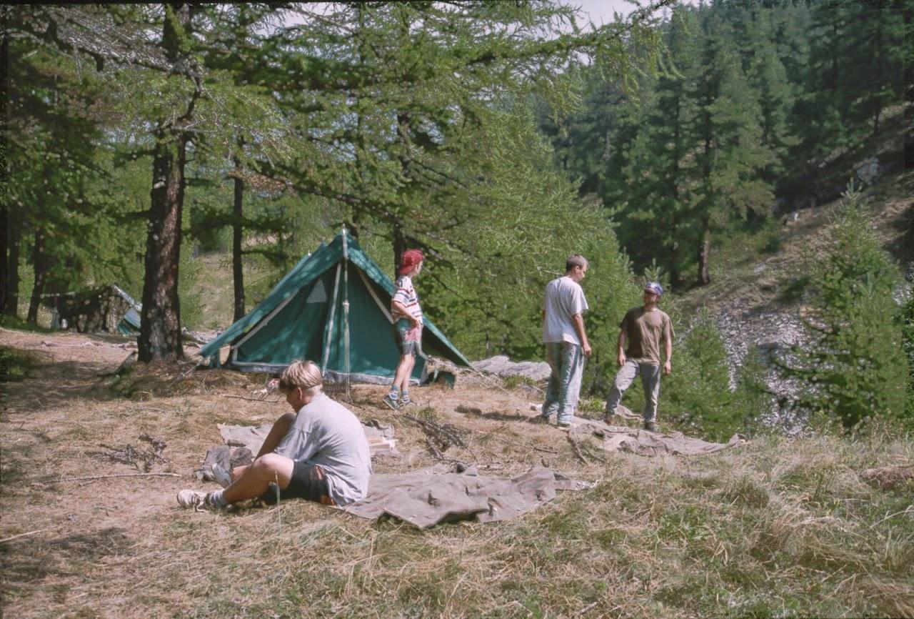 1995 Sommerlager - Sola95_056