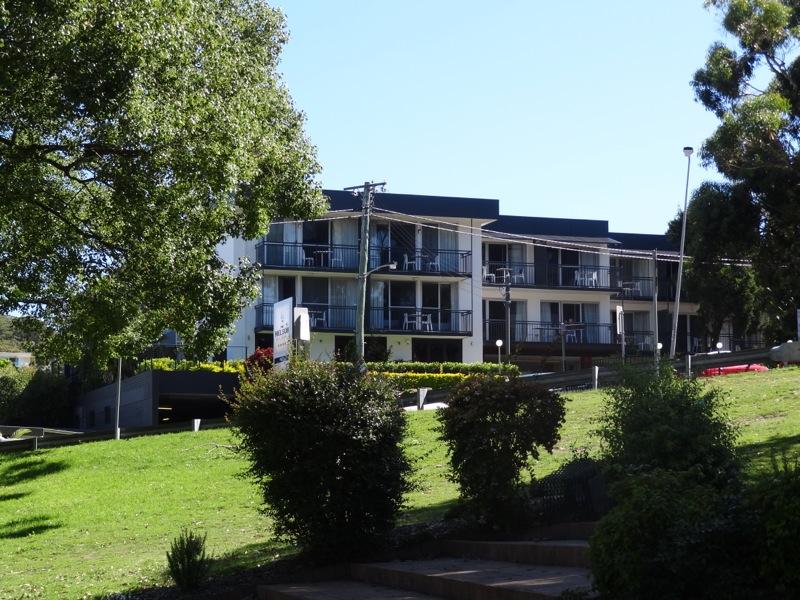 Nelson Resort, where I stayed