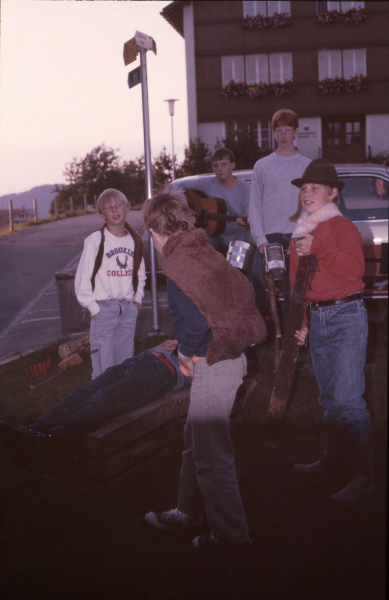 1985 Sommerlager - Sola85_363