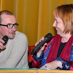 AG Mon Ciné et Amis du Royal_6_Membres du comité des Amis du Royal_Franck Zimmermann (nouveau président pour l'année 2016) et Adeline Stern.JPG