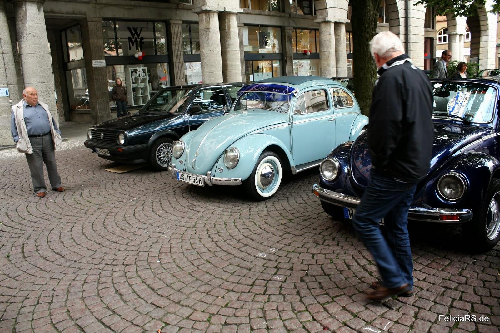VW Käfer Ovali 1956