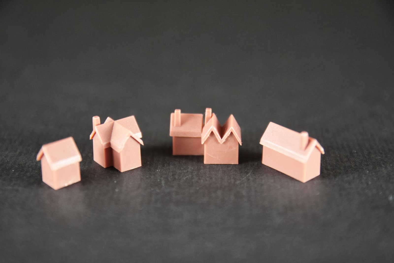 附了很多房子 但是都不能固定會亂跑