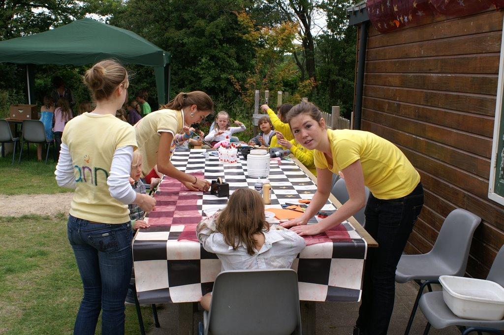 Kampeerweekend 2008 Vrijdag en Zaterdag - PICT4844