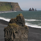 Nice rock formations to the west of Vik