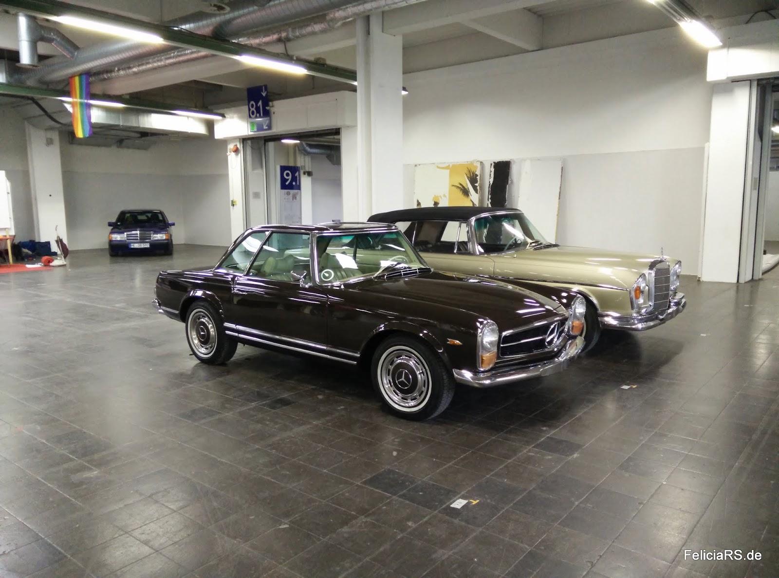 Mercedes wird es wohl auch wieder viele geben ;-)