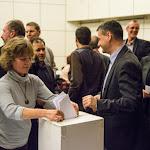 Szavazás a járási elnökre