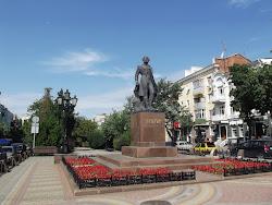 Spomenik Puskinu