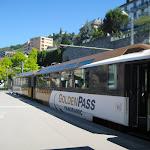 Goldenpass from Montreux to Interlaken