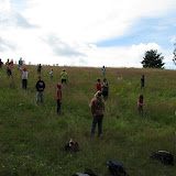 Mladší: devátý den - hry na celodenním pěším výletě do Hříměždic (1)