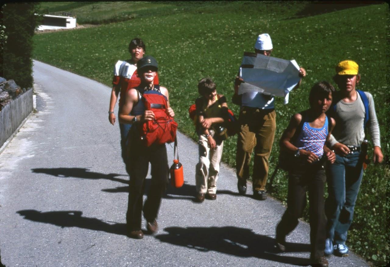 1981 Sommerlager JW - SolaJW81_181