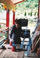 1995 - Shrine Construction  2