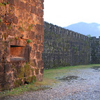 The Roman fortress of Gonio is incredibly well-preserved