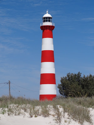 Lighthouse at Point Moore
