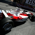 Alain McNish, Toyota TF101