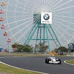 Jaqcues Villeneuve, BMW Sauber F1.06