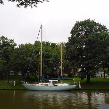 N48 Heerenleed aan de Prinsentuin in Leeuwarden