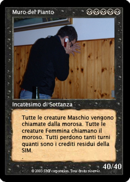 Magic: The Gathering - Serie non sepolta uccisa