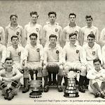 Crescent College Senior Cup Team 1950-51