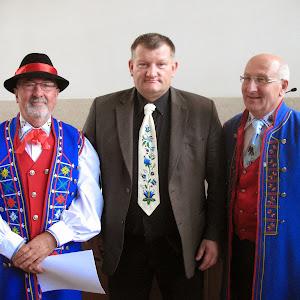 2014 rok - Kaszubscy radni Rady Miasta Gdyni - Dni Abrahamowe