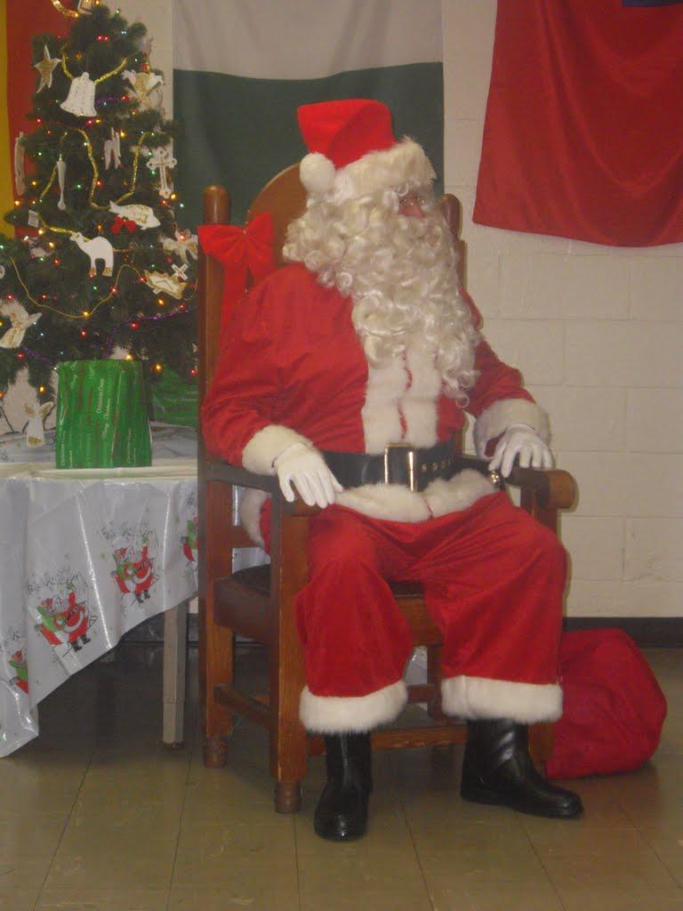 2010 Adelphi Christmas Party