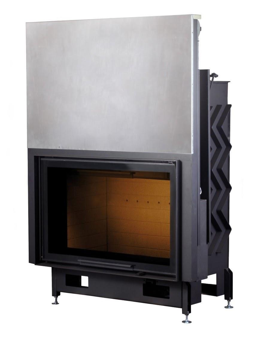 PANTECH 100 EVO LD PODIZNI dim. 960x1249 promjer dimovodne cijevi: fi200 težina ložišta:260 kg