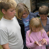 Učíme se práci s buzolou
