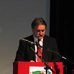 Bárdos Gyula, a Csemadok elnöke mondott ünnepi beszédet
