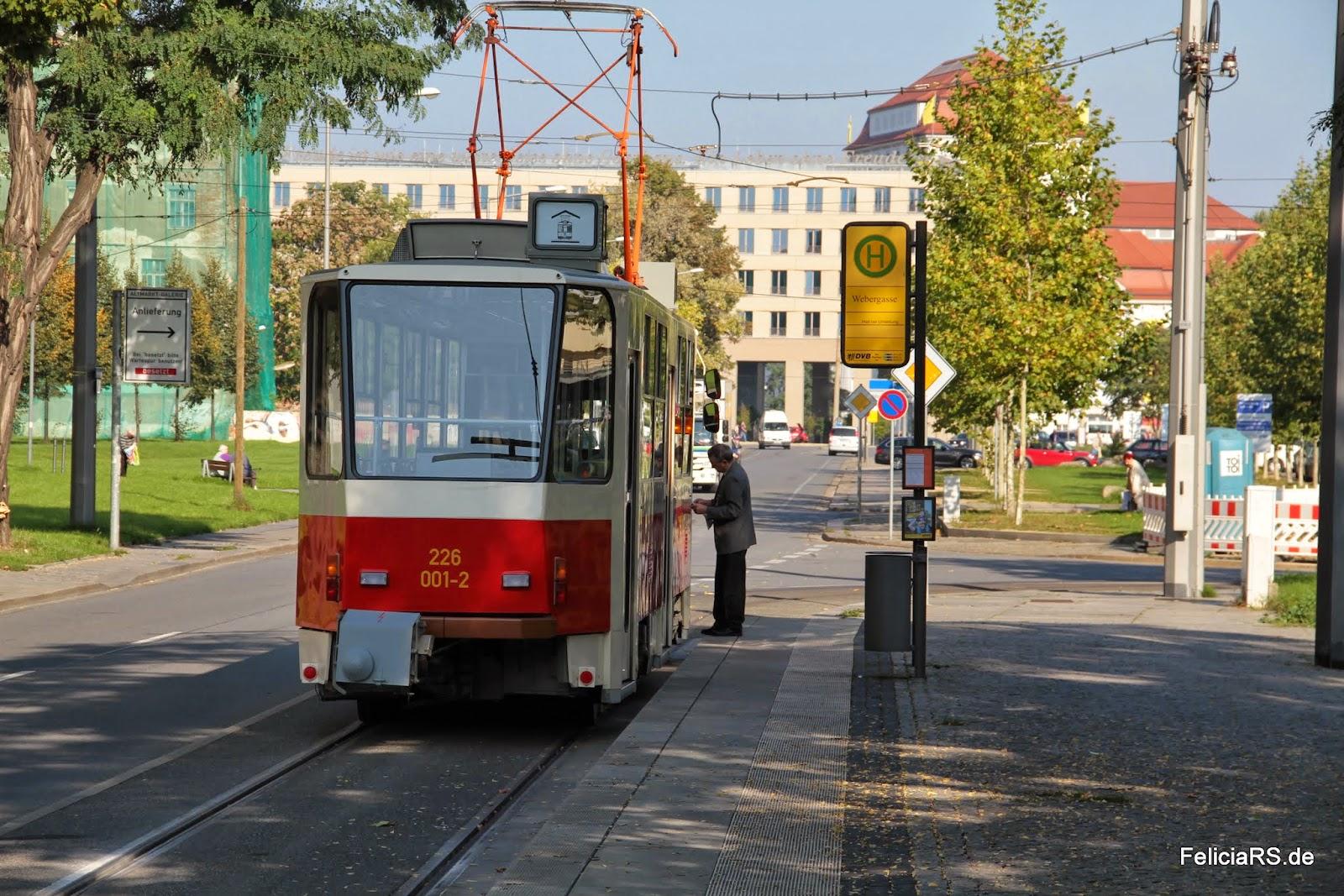 Unsere Rundfahrt Straßenbahn