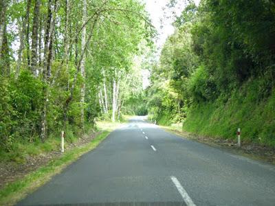 Beginning at the Tamaranui end
