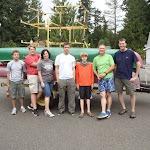 Ross Lake July 2014