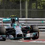 Nico Rosberg Mercedes W05