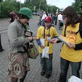 """Český den proti rakovině 2007 - """"Květinový den"""""""