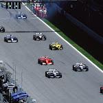 Start of 2001 Austrian F1 GP