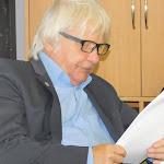Urbán Gyula író, költő, bábrendező olvasott fel részleteket a naplóból