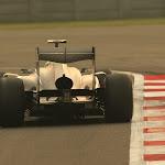 Esteban Gutierrez (MEX), Sauber F1 Team behind