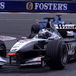 David Coulthard, McLaren MP4-16 Mercedes