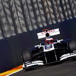 Rubens Barrichello, Williams FW33