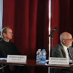 Az előadások során és a konferencia végén vitára is sor került
