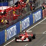 Michael Schumacher Ferrari 248 F1