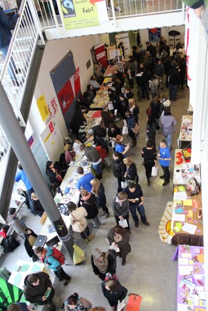 Markt der Möglichkeiten Uni Kassel WiSe 2012/2013