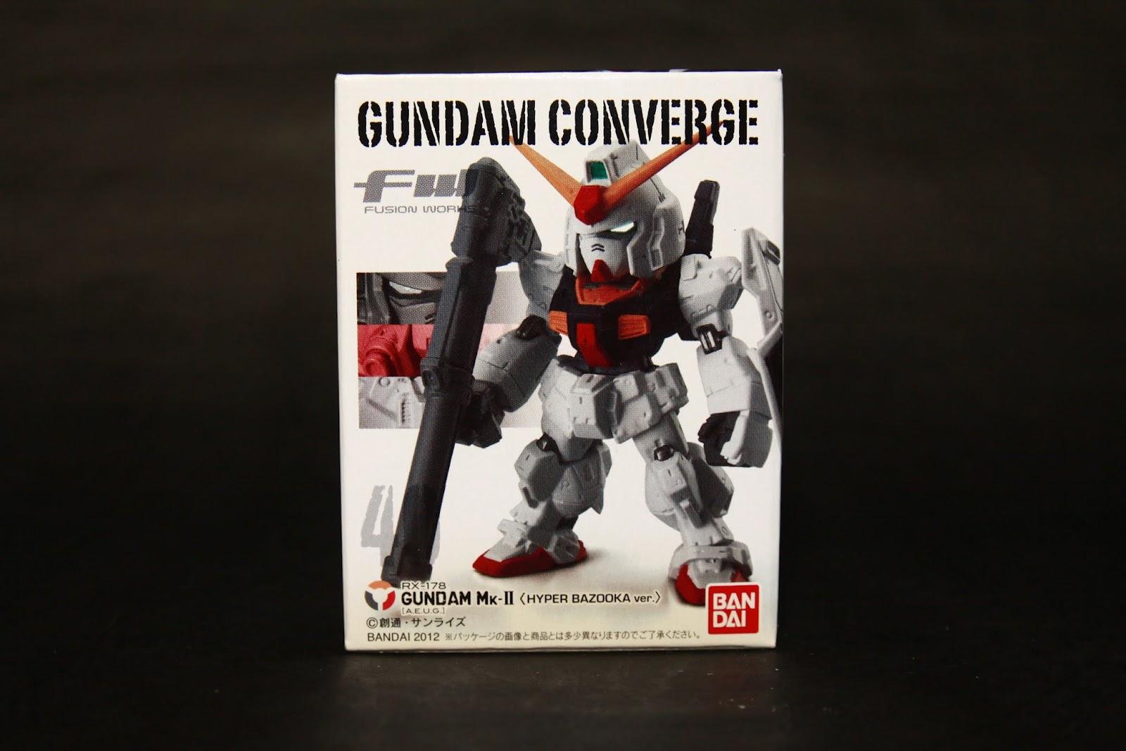 No 40 Gundam Mk-II