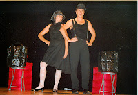 MaJ 04, défilé de chapeaux, Cossé 2004