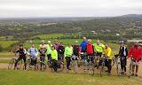 On Box Hill on Sally Doyle's Surrey Hills ride