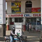 Lumbini - where Buddha was born