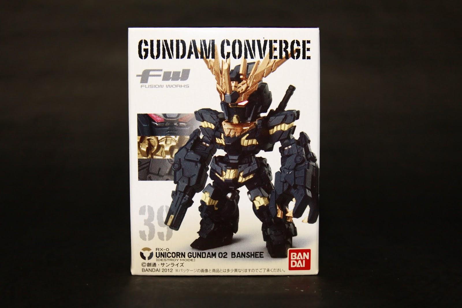 No 39 Unicron Gundam 02 Banshee
