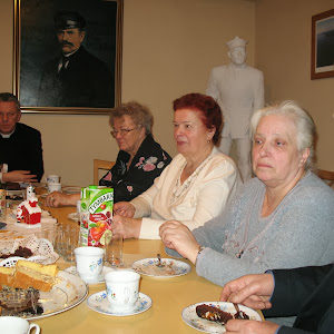 2014 rok - Spotkanie opłatkowe Koła ZKP Gdynia Śródmieście