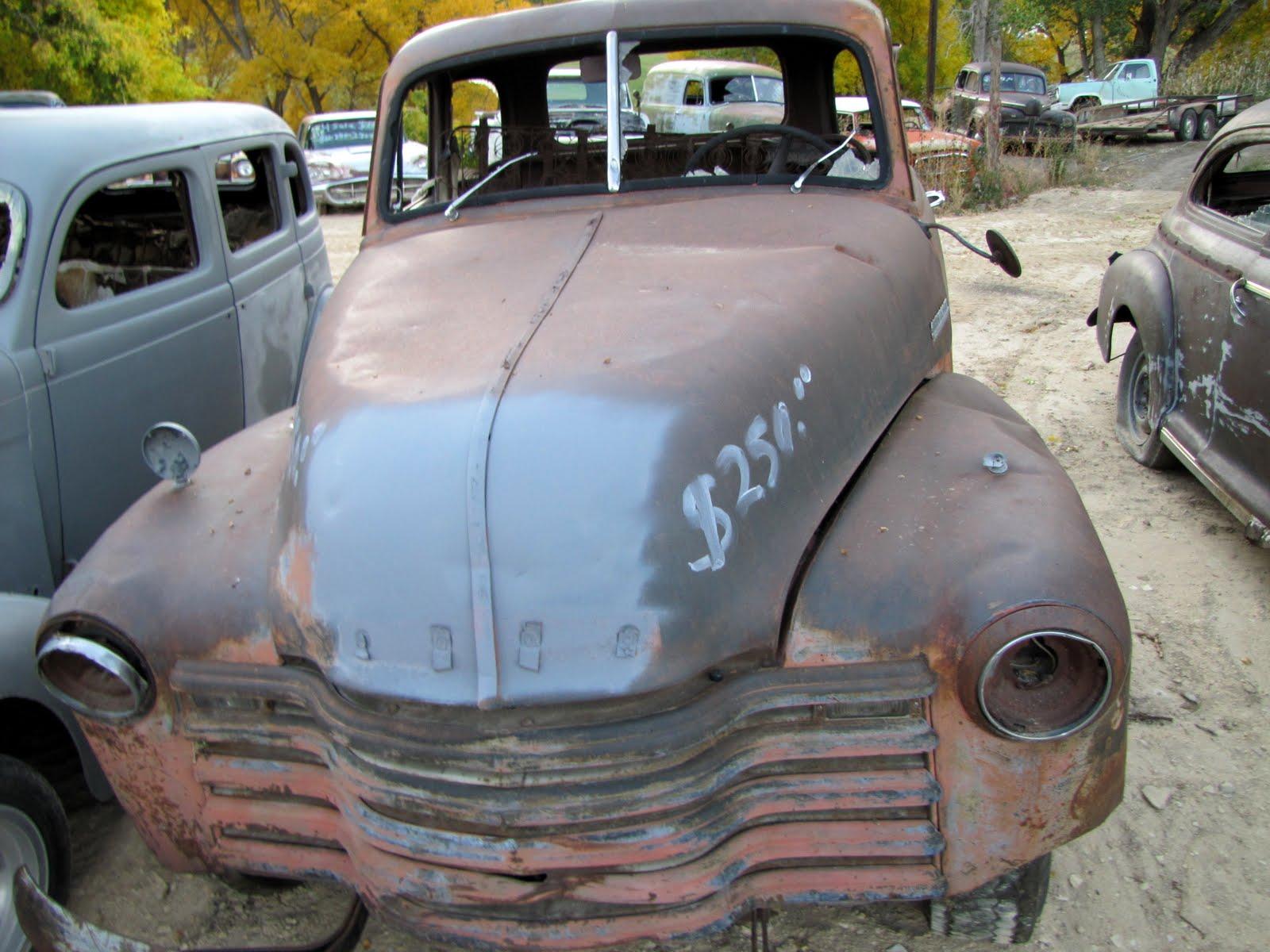 1948 Chevrolet Thriftmaster