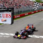 Daniel Ricciardo maiden win for Red Bull